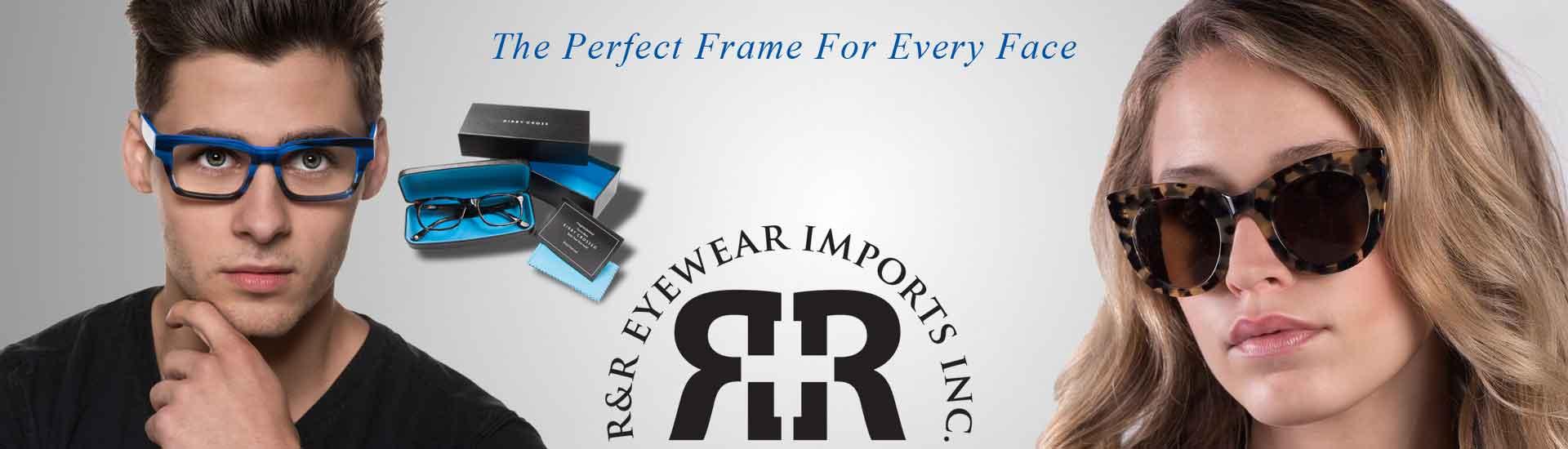 R and R Eyewear | Designer Online Frames
